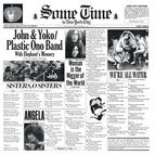 John Lennon альбом Sometime In New York City