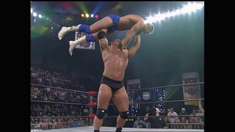 Bill Goldberg vs Brad Armstrong (WCW Monday Nitro 01/26/1998)