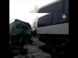 В аварии в Тверской области пострадали 12 человек