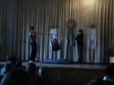 Наше первое Workout выступление выступление на день села)! Готовились за час до...
