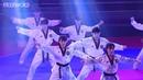 180711 (FULL CUT HD) KTIGERS 2018 World Univ Taekwondo Championship (K타이거즈 2018세계대학태권도대회 개막식 및 축하공연)