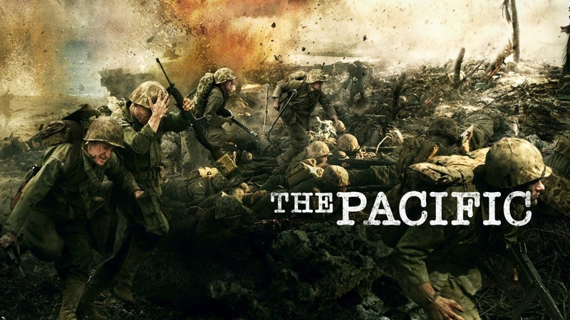 На тихом океане The Pacific 2010 Opening Credits