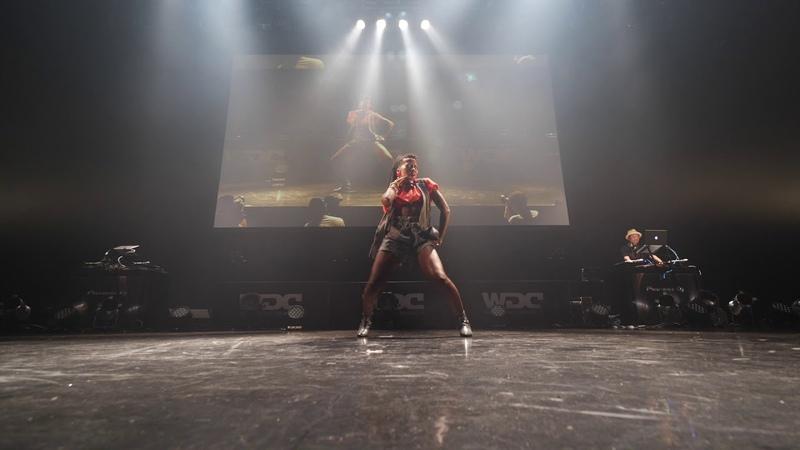 MADOKI JUDGE DEMO WDC 2018 FINAL World Dance Colosseum
