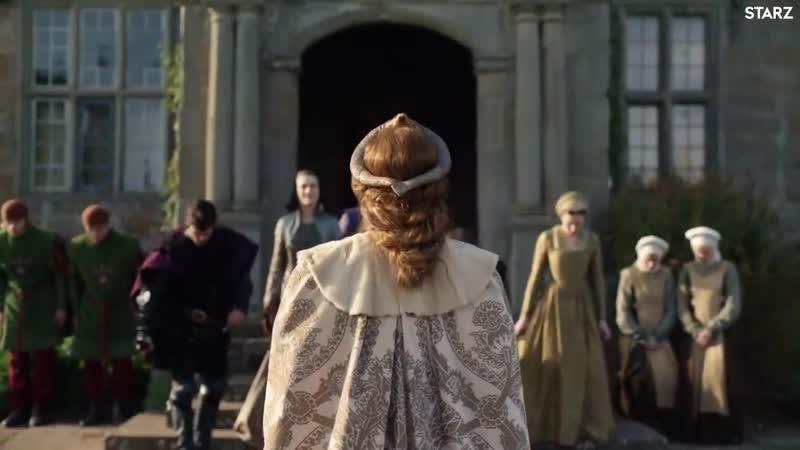 Испанская принцесса The Spanish Princess Трейлер сериала (2019)