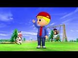 Georgie Porgie Nursery Rhymes By LittleBabyBum!