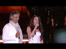 БОЖЕСТВЕННО. TIME TO SAY GOODBYE. ANDREA BOCELLI, SARAH BRIGHTMAN