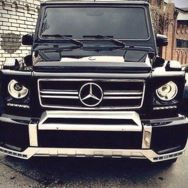 Mercedes benz g class фото