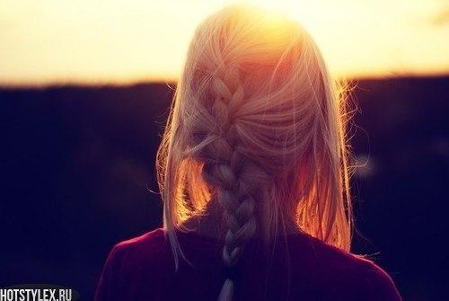 Фото девушек блондинок на аватарку