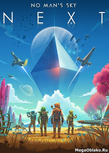 No Man's Sky NEXT (2018/RUS/ENG/MULTi14/RePack)