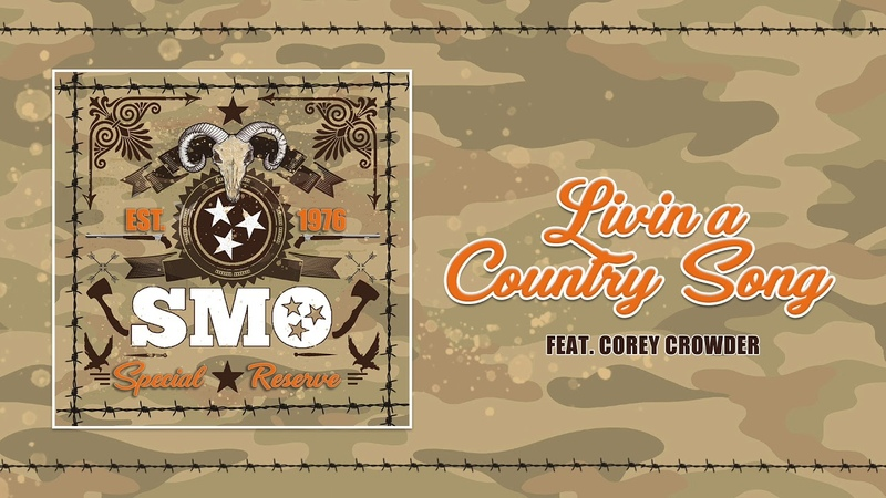 Big Smo - Livin A Country Song feat. Corey Crowder (Official Audio)