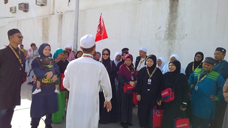 Teknik abajid Beri Taklimat Keselamatan Tips Khusyu di Masjid Quba
