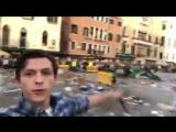 «Человек-Паук: Вдали от Дома» — со съёмок.