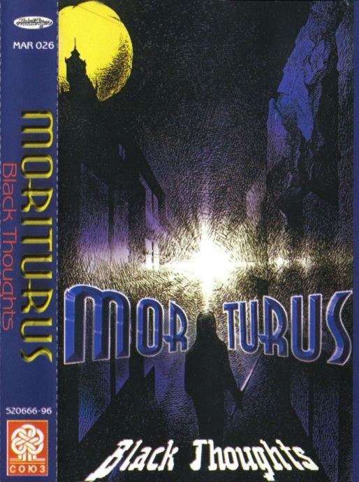 Moriturus - Black Thoughts (1996)