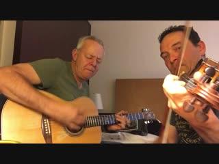 tommy emmanuel & ian cooper violinist