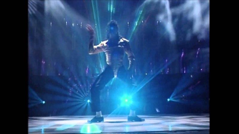 Michael Jackson - Human Nature (Extended Ending) (HD)
