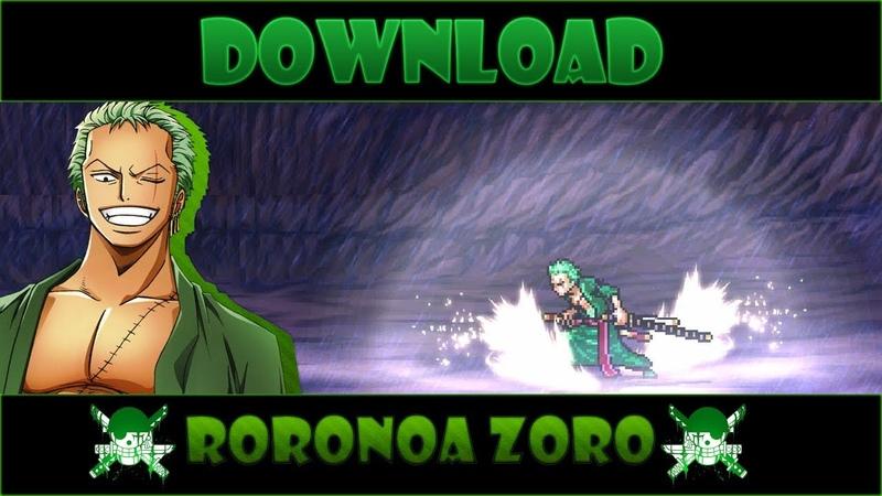 Zoro Time Skip Char Mugen [DOWNLOAD]