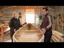 Єдиний в Україні, хто виготовляє каное – історія майстра родом з Німеччини