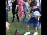 Халит и Али , Бергюзар на выставке собак...часть 2 ??20/05/2018