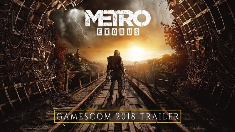 Metro Exodus - Trailer