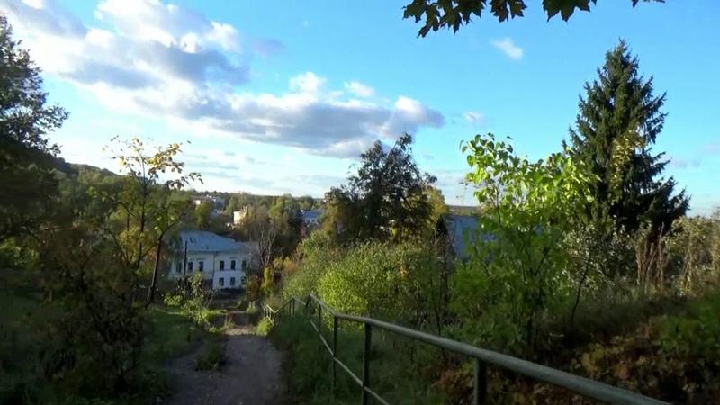 Улица Трудовая гора в Вязниках. Время здесь остановилось