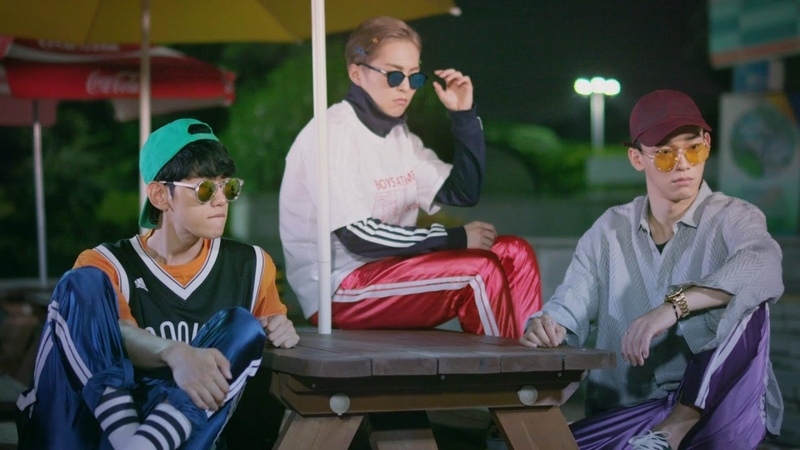 EXO-CBX (첸백시) 'The One' Special Clip (From EXO PLANET 3 - The EXO'rDIUM -)