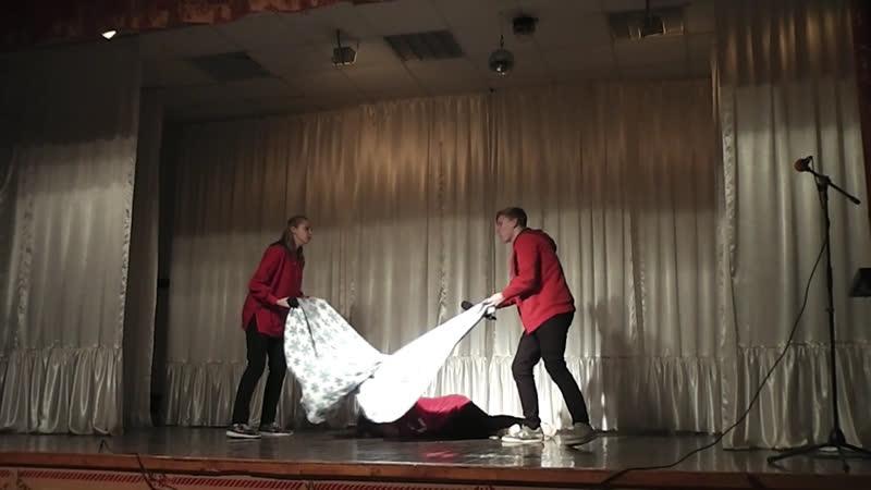 Открытие 12 го Школьного сезона Гремячей лиги КВН