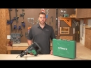 Hitachi DH40MC 1-9_16 SDS Max Rotary Hammer