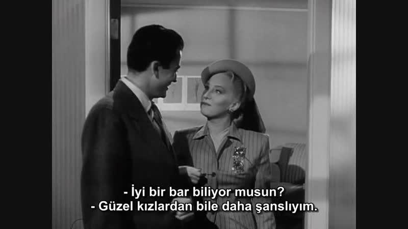 CENTİLMENLİK ANLAŞMASI - GENTLEMANS AGREEMENT - (1947)
