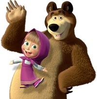 смотреть мультик маша и медведь все серии подряд новые серии 2014