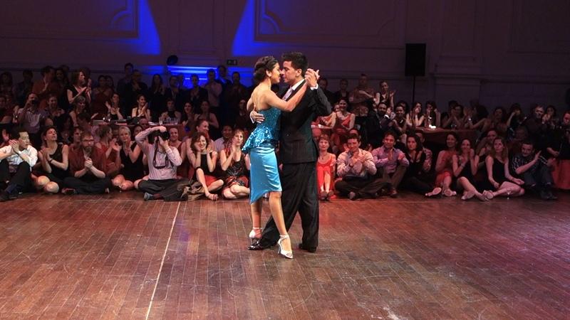 Tango: Sebastián Achaval y Roxana Suarez, 30/04/2016, Brussels Tango Festival 1/3