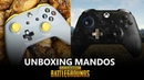 XBO Xbox One Wireless Controller PlayerUnknown's Battlegrounds Limited Edition