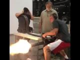 Просто стрельба из минигана, ничего необычного (VIDEO ВАРЕНЬЕ)