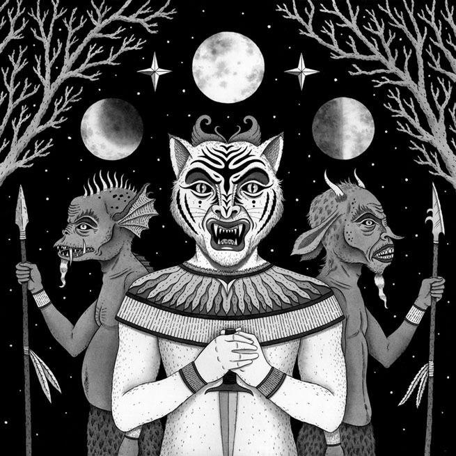 When Tigers Fight - Death Songs (2012)