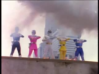 Power Rangers - Awake and Alive