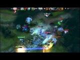 Grand Final LAN HyperX D2L Season 4, LGD vs Fnatic Dota 2 RUS game 3