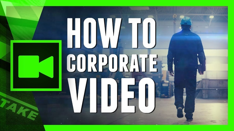 CORPORATE FILMMAKING - Things you NEED to KNOW