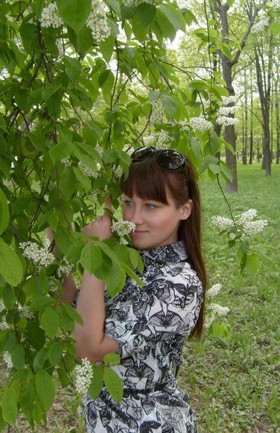 Анна Михайлова, 23 февраля 1990, Санкт-Петербург, id27735764