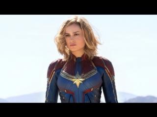 Трейлер. Капитан Марвел (2019) |Дубляж|