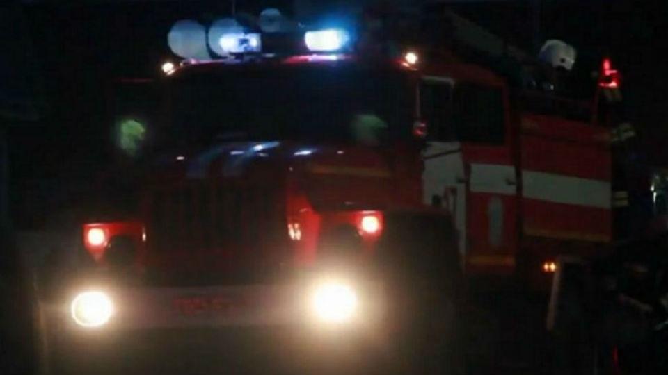 Неосторожный курильщик погиб в сгоревшем доме