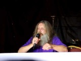 ALAN MOORE - talks about Stan Lee, Jack Kirby and Steve Ditko