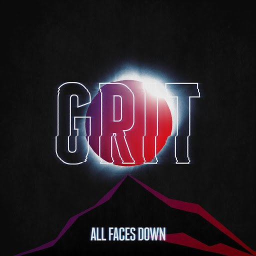 All Faces Down альбом Grit