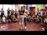 Kiko &amp Christina - CRAZY by DJ KAIRUI @ Sensual Festival Munich