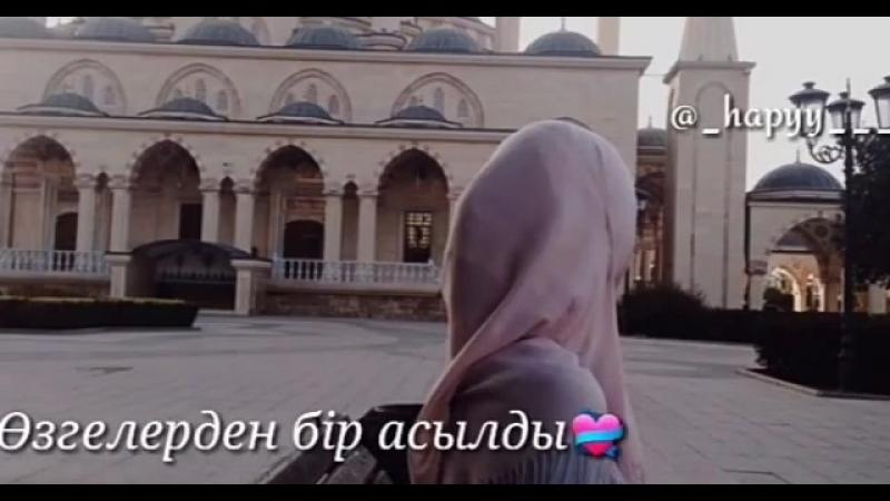Хиджабтағы қыз❤