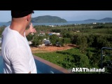 AKA Thailand - Building The Dream - Video 1 - 1st Project Tour - Mike Swick