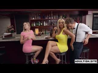 Bridgette b cocktail tease [all sex, hardcore, blowjob, sneaky sex, big tits]