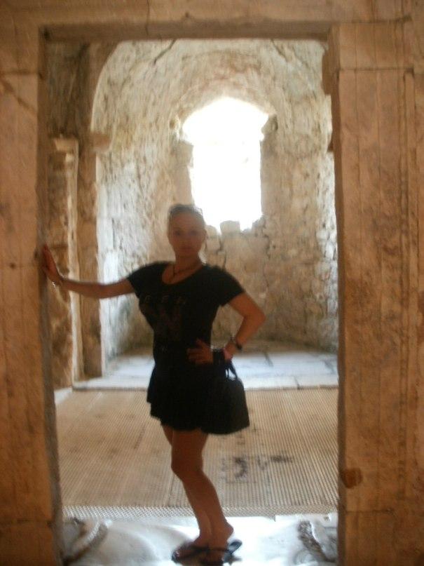 Мои путешествия. Елена Руденко. Турция. Мира-Кекова-Церковь Св. Николая Чудотворца. 2011 г. LG0ofE_h5Wg