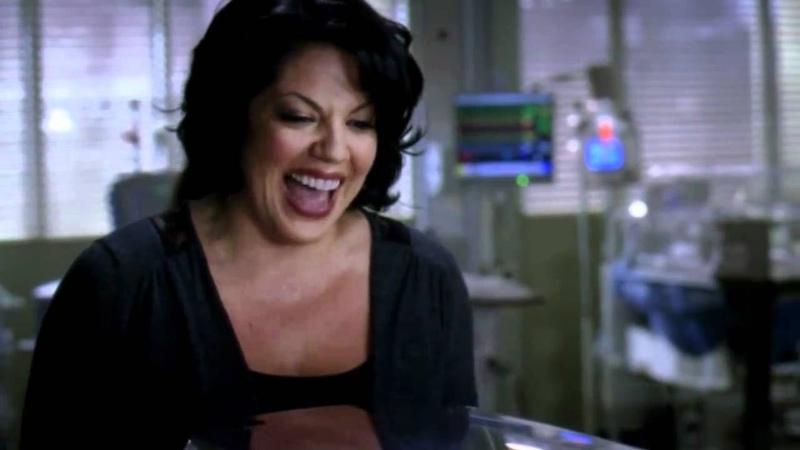 Greys Anatomy 7x18 Callie - The Story