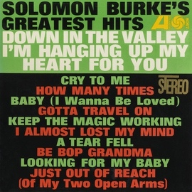 Solomon Burke альбом Solomon Burke's Greatest Hits