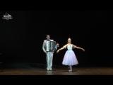 Александр Поелуев и Ирина Чеботарева, хореография Елизавета Мислер.