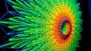 String Art PROXIMA CENTAURI Mandala Mapping